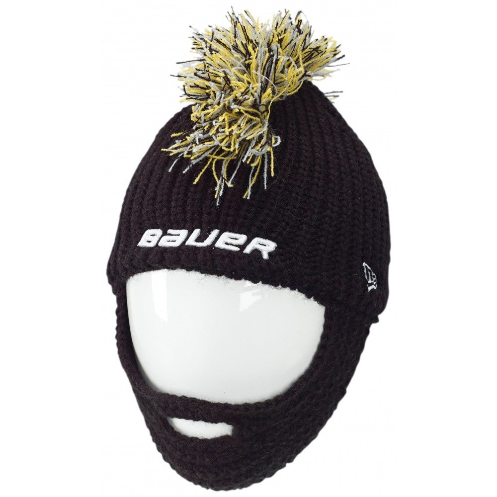 Шапка BAUER Play Off Beard Knit SR