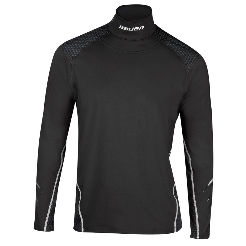 Термо-кофта BAUER Premium INT.NECK LS Top YTH